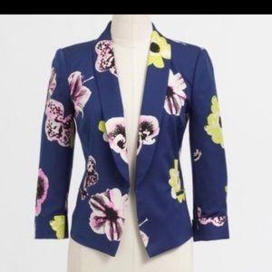 🌸HP ***J.Crew | Floral blazer